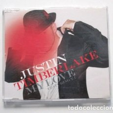 CDs de Música: JUSTIN TIMBERLAKE, MY LOVE, . Lote 91846830