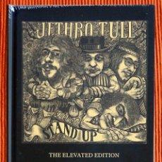 CDs de Música: JETHRO TULL - STAND UP THE ELEVATED EDITION 2CD + 1DVD EDICIÓN LIMITADA PRECINTADO. Lote 91849740