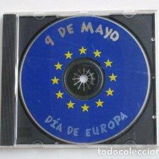 CDs de Música: 9 DE MAYO, DÍA DE EUROPA, CD EDITADO POR LA COMISIÓN EUROPEA (REPRESENTACIÓN ESPAÑOLA) AÑO 1997. Lote 91851015