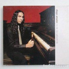 CDs de Música: DIEGO AMADOR, RÍO DE LOS CANASTEROS. Lote 91852025