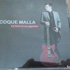 CDs de Música: COQUE MALLA LA HORA DE LOS GIGANTES (CD COMO NUEVO). Lote 91967145