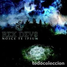 CDs de Música: REX DEVS- NOSCE TE IPSUM -METAL. Lote 92043340