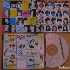 CDs de Música: THE ROLLING STONES: SOME GIRLS / AC/DC, DAVID BOWIE, CHUCK BERRY, BEATLES.... Lote 92115060