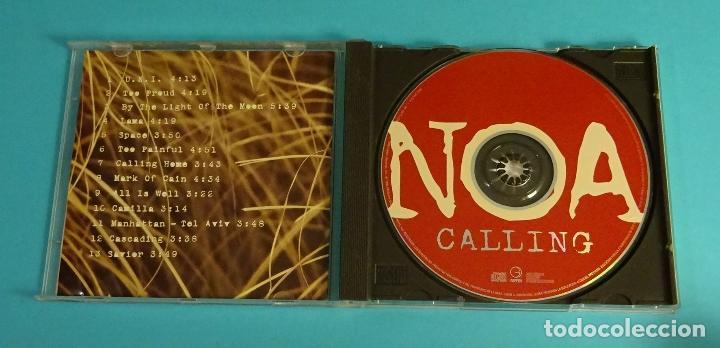 CDs de Música: NOA. CALLING - Foto 2 - 92123770