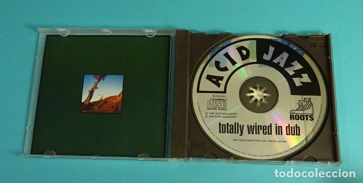 CDs de Música: TOTALLY WIRED IN DUB. ACID JAZZ - Foto 2 - 92124030