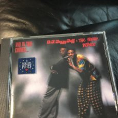 CDs de Música: DJ JAZZY JEFF NAD THE FRESH PRINCE / AND IN THIS CORNER /CD. Lote 92131550
