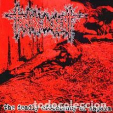 CDs de Música: TORTURE INCIDENT-THE DEADLY EFFICIENCY OF NAPALM-GRIND CORE. Lote 93223272