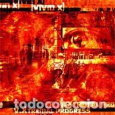 CDs de Música: VIVID X - V.XTREMAL PROGRESS --DEATH METAL. Lote 92161255