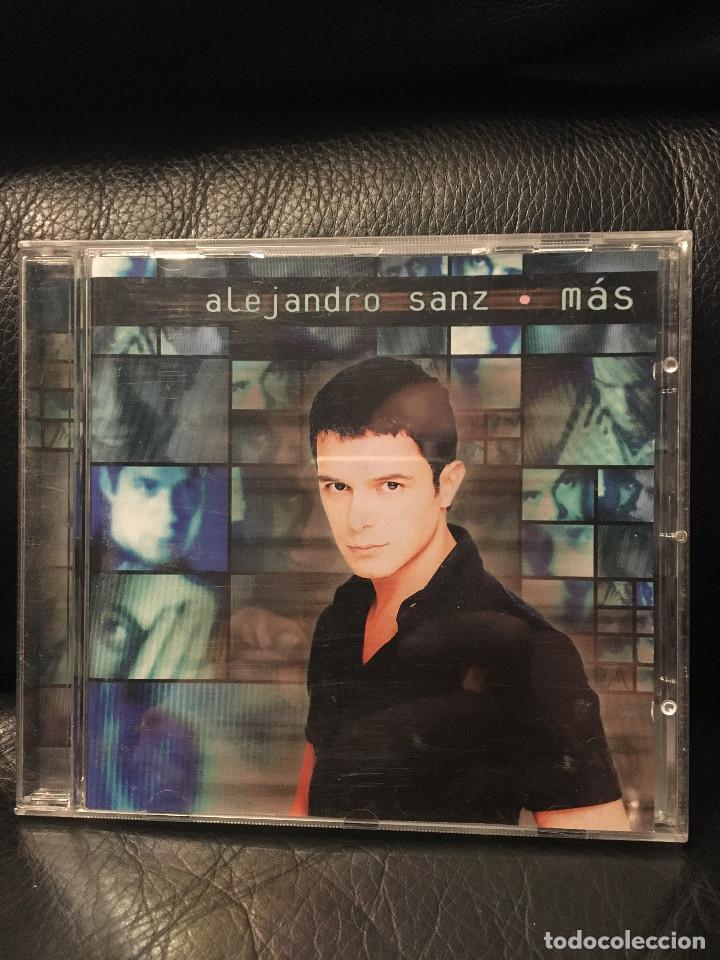ALEJANDRO SANZ / MAS / CD (Música - CD's Latina)