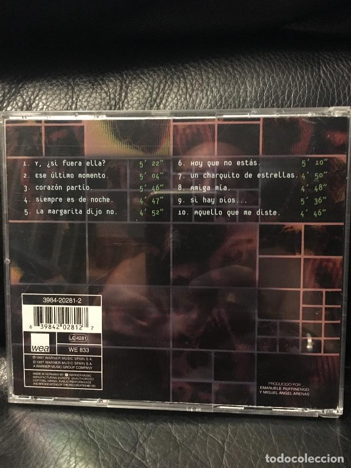 CDs de Música: ALEJANDRO SANZ / MAS / CD - Foto 2 - 92171510