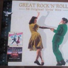 CDs de Música: CDS ROCK AND ROLL. Lote 92205100