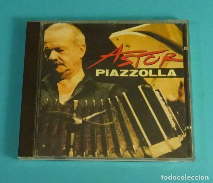 ASTOR PIAZZOLLA (Música - CD's World Music)
