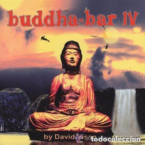 DAVID VISAN – BUDDHA-BAR IV - 2 × CD, COMPILATION - FRANCE 2002 (Música - CD's World Music)