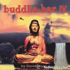 CDs de Música: DAVID VISAN – BUDDHA-BAR IV - 2 × CD, COMPILATION - FRANCE 2002 . Lote 92306705