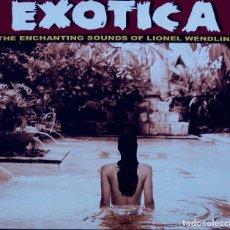 CDs de Música: EXOTICA. THE ENCHANTING SOUNDS OFLIONEL WENDLING. CD DIGIPACK. Lote 92322495