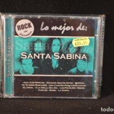 CDs de Música: SANTA SABINA – LO MEJOR DE: SANTA SABINA - CD. Lote 92339245