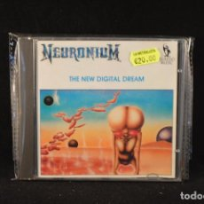 CDs de Música - NEURONIUM - THE NEW DIGITAL DREAM - CD - 92340025