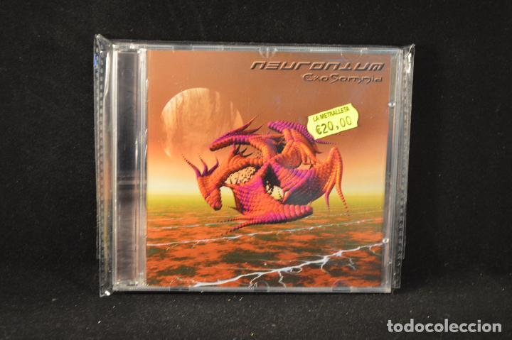 NEURONIUM - EXOSOMNIA - CD (Música - CD's New age)