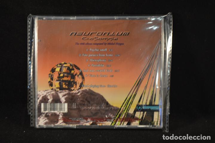 CDs de Música: NEURONIUM - EXOSOMNIA - CD - Foto 2 - 92340630