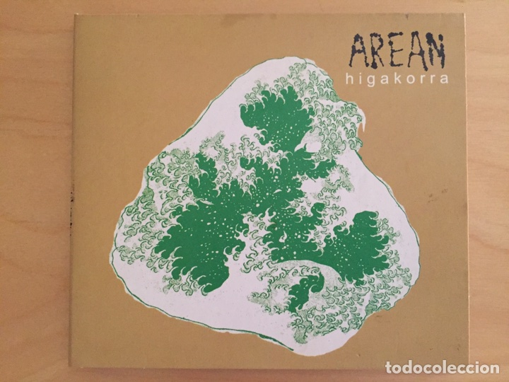 AREAN: HIGAKORRA (Música - CD's Rock)