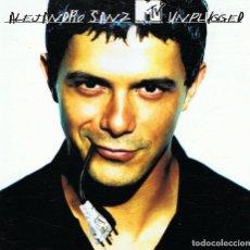 CDs de Música: CD ALEJANDRO SANZ UNPLUGGED . Lote 92682960
