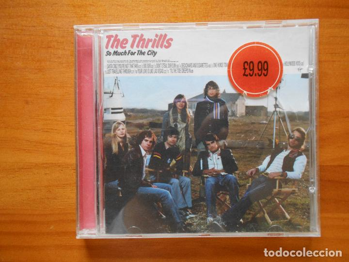 Cd the thrills - so much for the city (p8) - Verkauft durch