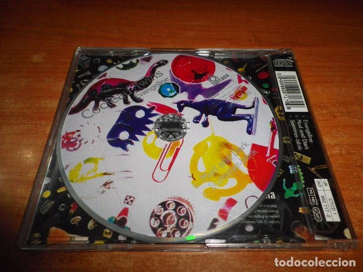 CDs de Música: COCTEAU TWINS Evangeline CD SINGLE DEL AÑO 1993 PORTADA DE PLASTICO CONTIENE 3 TEMAS - Foto 2 - 96535999