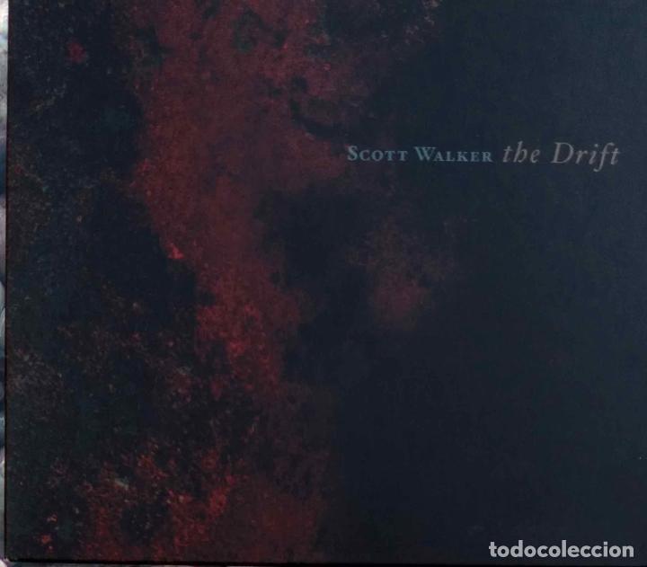SCOTT WALKER. THE DRIFT. EDICIÓN CD CON SOBRECUBIERTA DE CARTÓN + LIBRETO (Música - CD's Rock)
