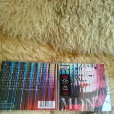 CDs de Música: MADONNA - MDNA - DOBLE CD - DELUXE EDITION. Lote 92781565