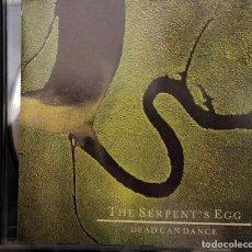 CDs de Música: DEAD CAN DANCE. THE SERPENT'S EGG. CD. Lote 92798040