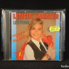 CDs de Música: LETICIA SABATER - LETI FUNK - CD. Lote 98342340