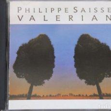 CDs de Música: PHILIPPE SAISSE. VALERIAN. 1988 CD. Lote 92832545