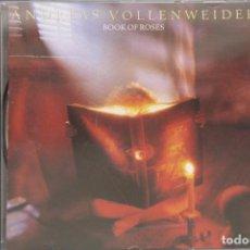 CDs de Música: ANDREAS VOLLENWEIDER. BOOK OF ROSES. 1991. Lote 92832655