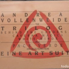 CDs de Música: ANDREAS VOLLENWEIDER. TRILOGY. 1990. DOBLE CD. Lote 92832870