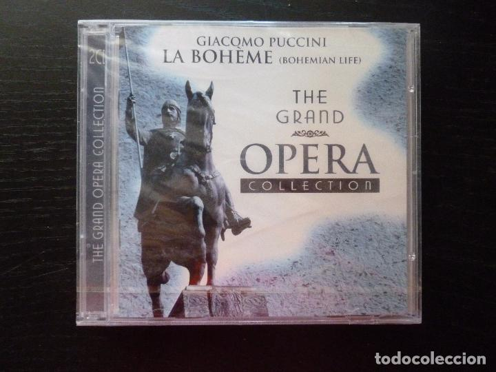 LA BOHEME. PUCCINI. THE GRAN OPERA COLLECTION. ADD 2CD (Música - CD's Clásica, Ópera, Zarzuela y Marchas)