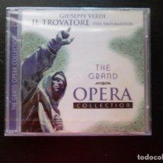 CDs de Música: IL TROVATORE. VERDI THE GRAN OPERA COLLECCTION 2CD ADD NUEVO. Lote 92850520