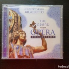 CDs de Música: RIGOLETTO VERDI THE GRAND OPERA COLLECTION. 2CD ADD. Lote 92850590