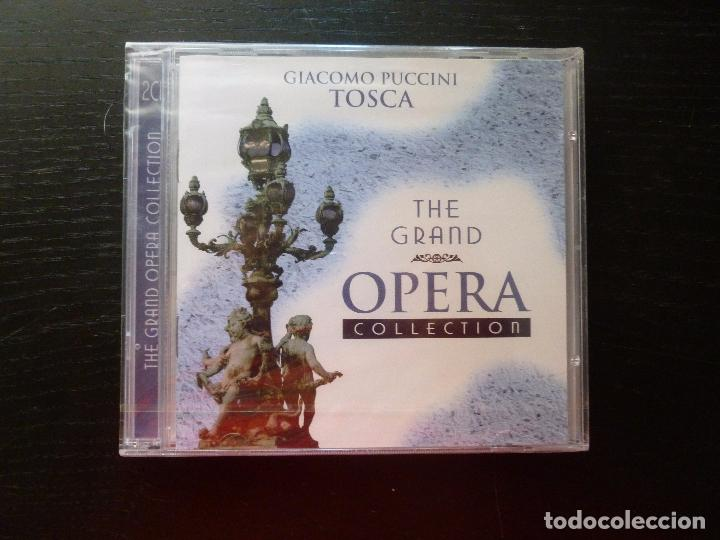 TOSCA. PUCCINI. THE GRAND OPERA COLLECTION 2CD ADD (Música - CD's Clásica, Ópera, Zarzuela y Marchas)