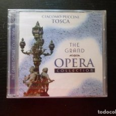 CDs de Música: TOSCA. PUCCINI. THE GRAND OPERA COLLECTION 2CD ADD. Lote 92850665
