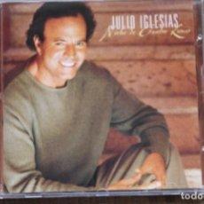 CDs de Música: JULIO IGLESIAS. NOCHE DE CUATRO LUNAS. 2000. Lote 92855125