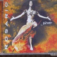 CDs de Música: ROSARIO. SIENTO. 1994. Lote 92855220