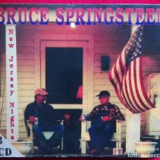 CDs de Música: BRUCE SPRINGSTEEN -NEW JERSEY NIGHTS -RARE 3-CD DIGIPACK FAN CLUB NO CDR. Lote 92864310