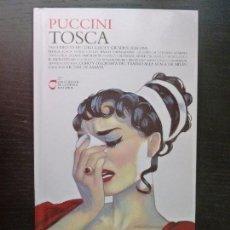 CDs de Música: PUCCINI TOSCA. EL PAIS 2007 2CD. Lote 92878475