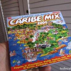 CDs de Música: CARIBE MIX 2006 - DOBLE CD. Lote 92886950