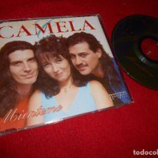 CDs de Música: CAMELA MIENTEME CD SINGLE 1999 PROMO PROMOCIONAL. Lote 92889420