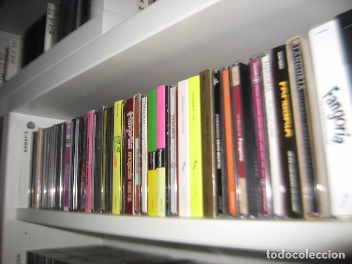 FANGORIA / ALASKA / DINARAMA / PEGAMOIDES LOTE DE 39 CDS ( ESCUCHO OFERTAS ) (Música - CD's Flamenco, Canción española y Cuplé)