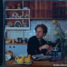 CDs de Música: ART GARFUNKEL. FATE FOR BREAKFAST. CD. Lote 92916915