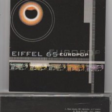Eiffel 65 / europop (cd blanco y negro 1999) - Sold through