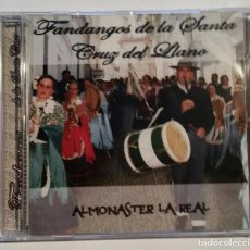 CDs de Música: FANDANGOS DE LA SANTA CRUZ DEL LLANO. SIERRA DE ARACENA. HUELVA. NUEVO SIN ESTRENAR. Lote 115720822