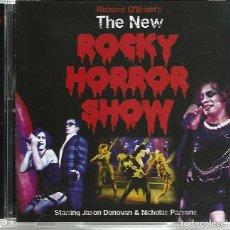 CDs de Música: JASON DONOVAN & NICHOLAS PARSONS - THE NEW ROCKY HORROR SHOW (CD) NUEVO!!. Lote 93030795